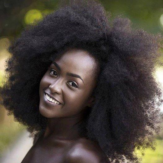Afro Blackisreallybeautiful
