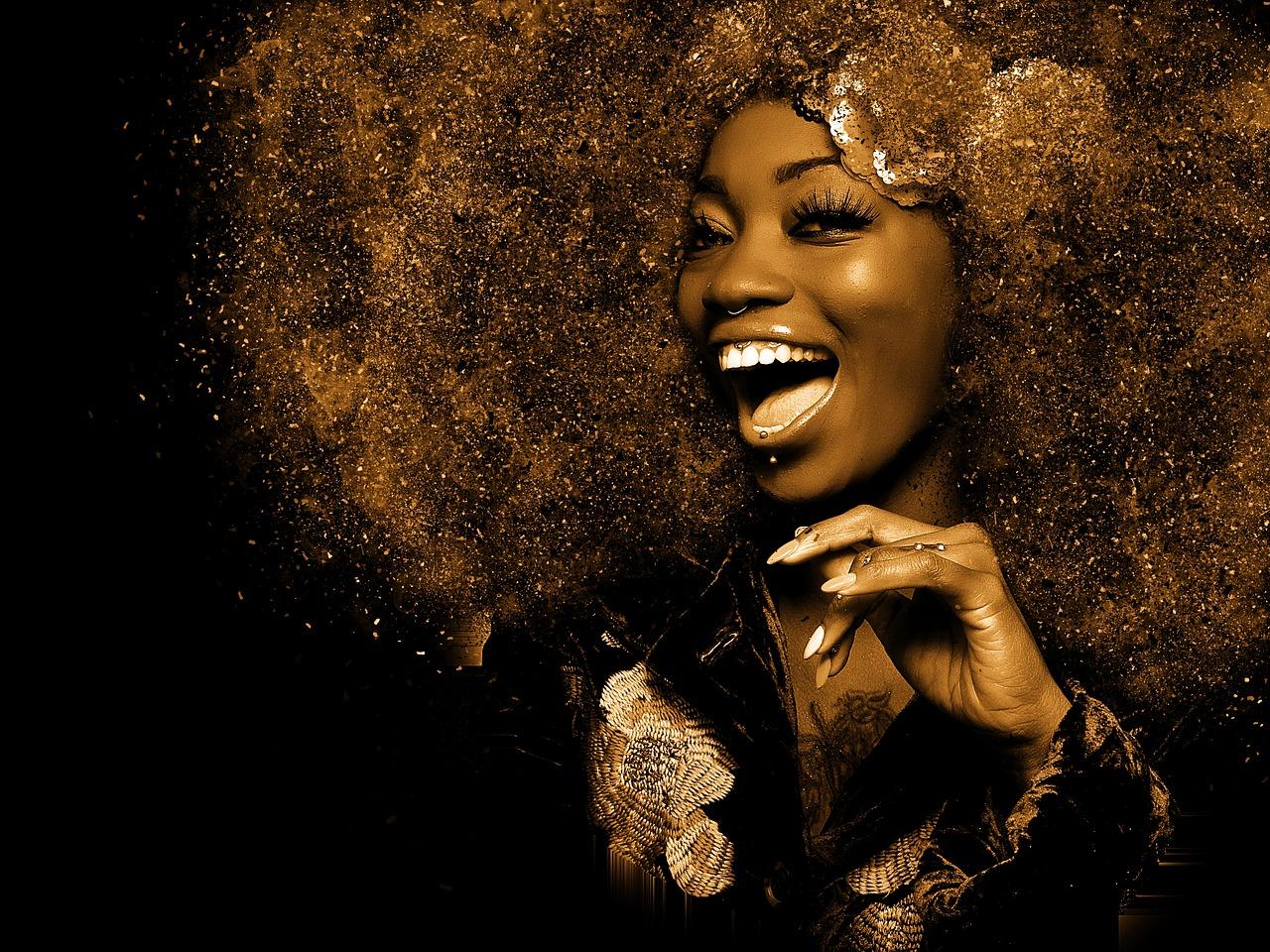Femme noire blackisreallybeautiful