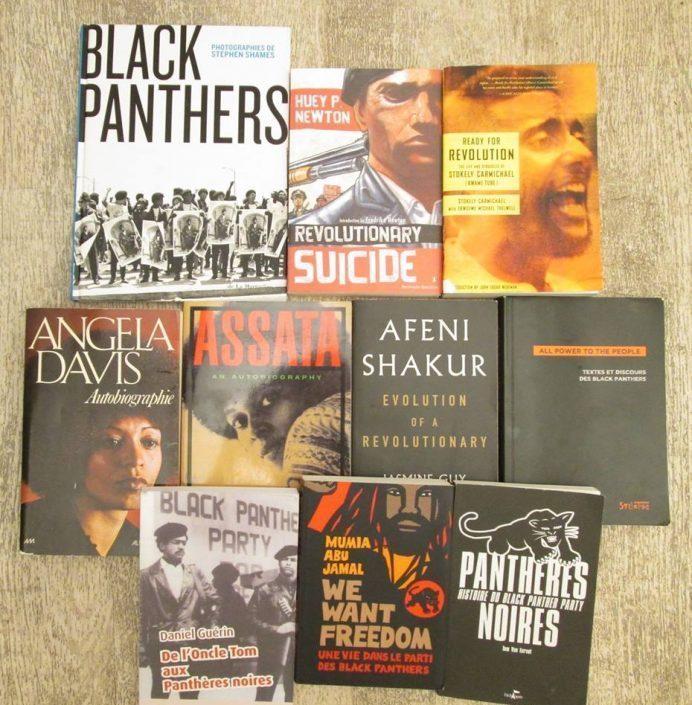 Sélection de livres Black is really beautiful