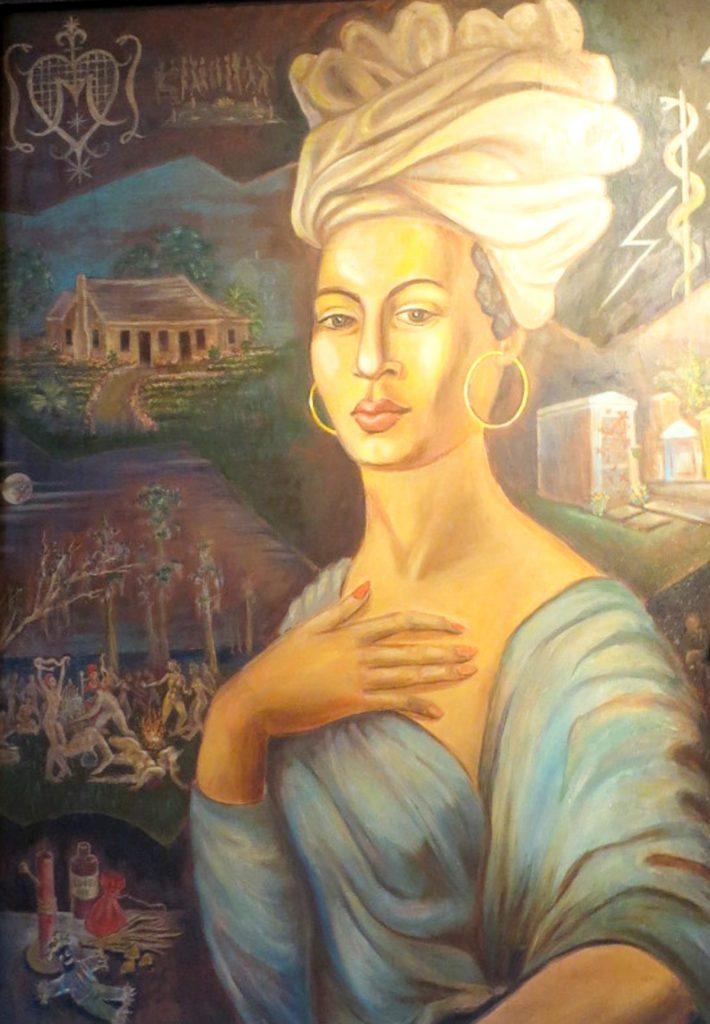 Marie Laveau Prêtresse vodou Nouvelle-Orléans Blackisreallybeautiful