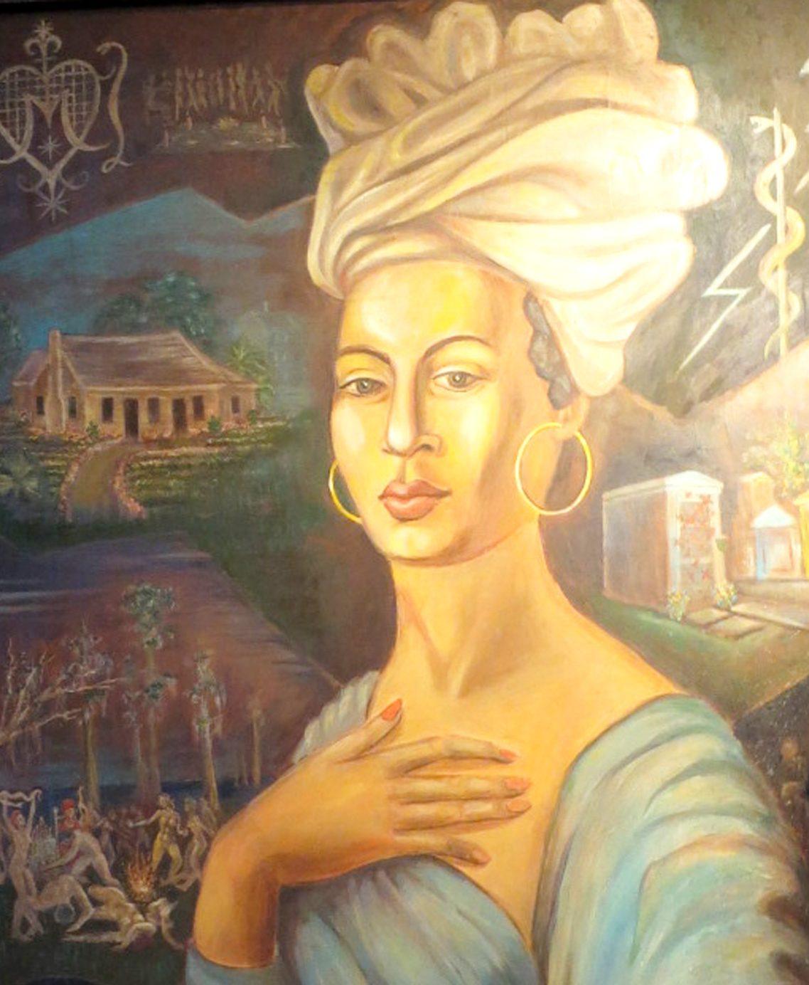 Marie Laveau Prêtresse Vodou de New Orleans Blackisreallybeautiful