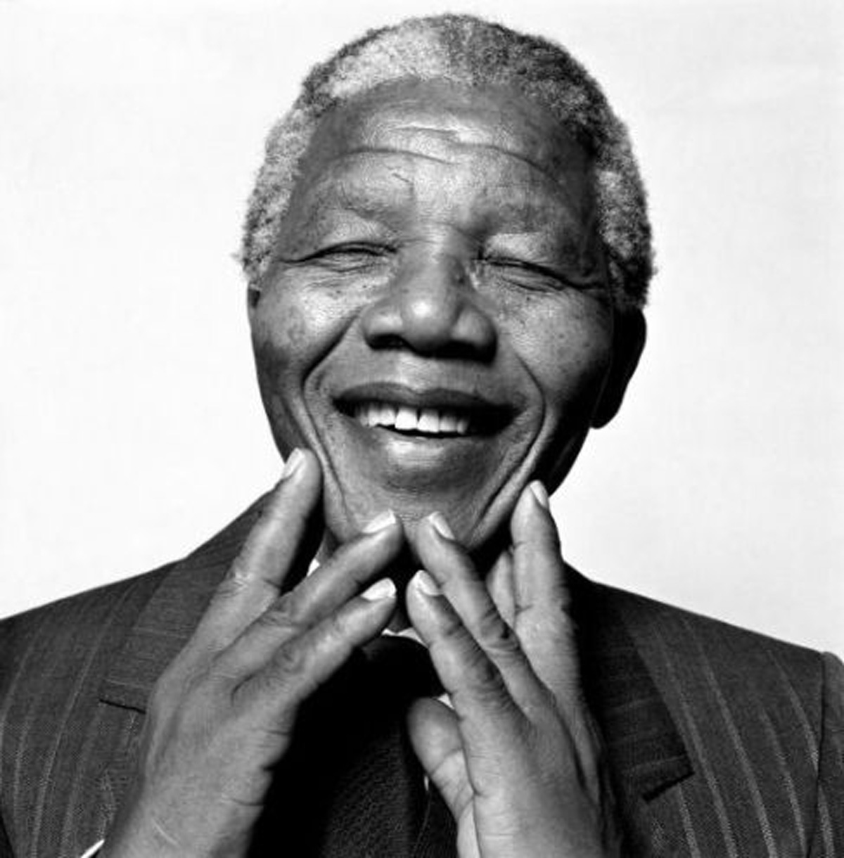 Nelson Mandela Blackisreallybeautiful