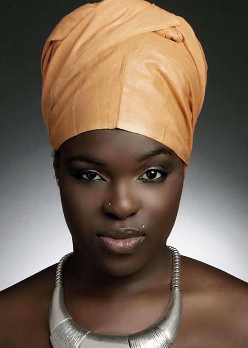Adina fondatrice de Blackisreallybeautiful