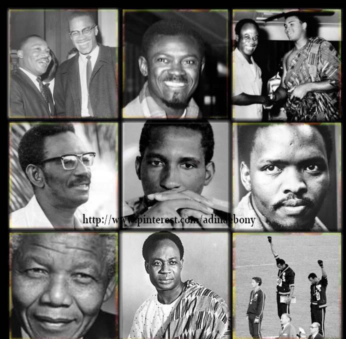Leaders afro-descendants Black is really beautiful