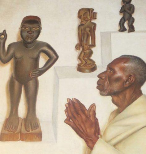 Tableau africain origine des mots mareme Blackisreallybeautiful