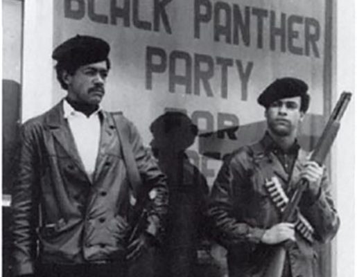 Mouvement Black Panther Party (1966)