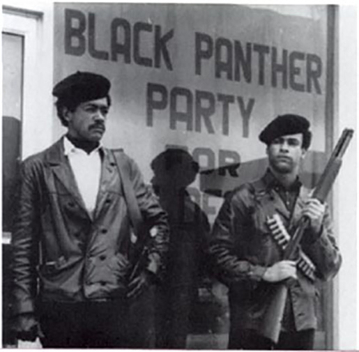 Black-Panther-Party Blackisreallybeautiful